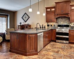 kitchen pictures cherry cabinets what color to paint kitchen with cherry cabinets home sweet