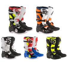 dirt bike racing boots alpinestars tech 7s youth motocross mx dirt bike race riding boots