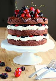 how to decorate a cake at home how to decorate cake at home without icing dmost for