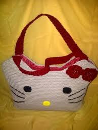 cara membuat tas rajut balon tas hello kitty crochet belajar cara merajut tas crochet