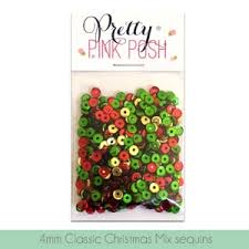 classic christmas 4mm classic christmas sequins