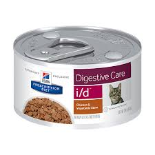 hill u0027s prescription diet feline i d digestive care canned cat food