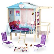 girls dollhouse bed toys