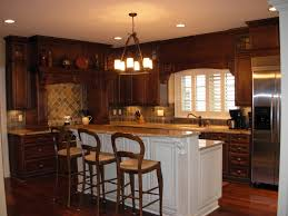 kitchen classic look of kitchen cabinets design layout using
