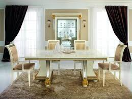 Fabric Dining Room Chairs Gold Dining Room Table Black And Gold Gold Fabric Dining Room