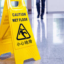 Slippery Floor Philadelphia Slip And Fall Lawyer Discusses Slip And Fall During