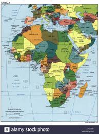 Map If Africa by Map Of Africa Showing National Boundaries Which Echo Early 20th