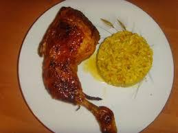 cuisine avec du riz recette cuisse de poulet et riz avec sauce 750g