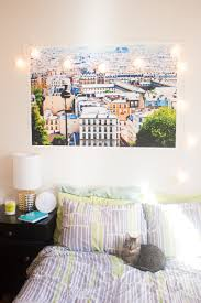 How To Decorate Tall Walls by How To Use Large Wall Art To Upgrade Your Bedroom