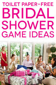 6 wedding games to make you laugh at your bridal shower a