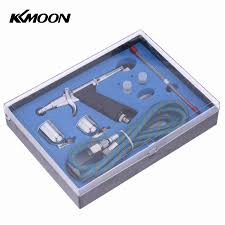 kkmoon airbrush tools set for art painting tattoo manicure air