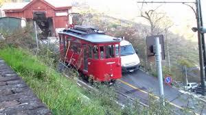 treno cremagliera genova principe granarolo con ferrovia a cremagliera