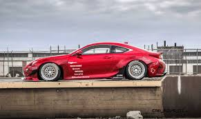 lexus sports car 2 door 2015 lexus rc350 f sport rocketbunny widebody