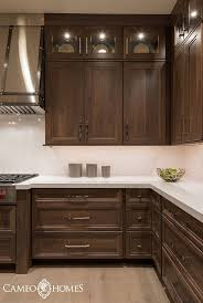 Kitchen Cabinet Colors Walnut Island With Granite Top Wooden Kitchen Cabinet