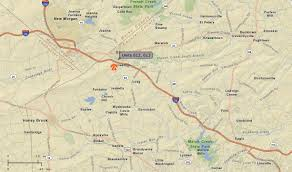 Map Of Berks County Pa Unit 612 S S Pa Turnpike 76 F E U2013 Elverson Pa Catalyst Outdoor