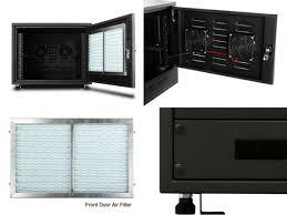 8u 700mm depth rack mount server cabinet monoprice com