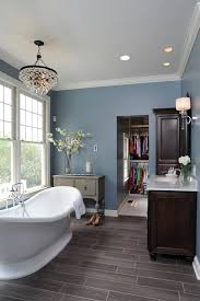 color of walls for dark wood floors