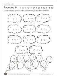 addition worksheets for grade 1 addition subtraction grade 1 pmp 016425 details rainbow