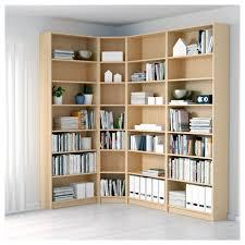 billy bookcase birch veneer 215 135x237x28 cm ikea