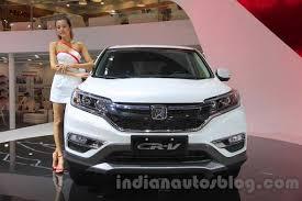 honda crv price in india honda crv 2015 facelift india launch date price images
