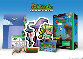 Terraria Map Download Collectorsedition Org Terraria Collector U0027s Edition Ps3 1