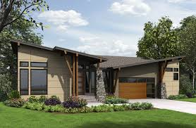 steep site house plans modern sloped lot house plans luxihome