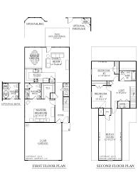 townhouse plans narrow lot apartments two story loft floor plans plan clarendon floor two