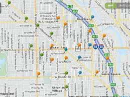 divvy bike map number of divvy stations doubling in bucktown wicker park