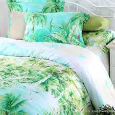 Turquoise Bedding Sets King Palm Tree Quilts U2013 Co Nnect Me