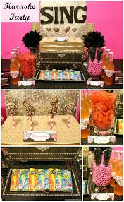Teenage Halloween Party Ideas 25 Best Karaoke Party Ideas On Pinterest 70s Party Decorations