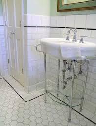 Bathroom Floor Tile by The