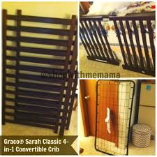 Graco Crib Convertible Graco Classic 4 In 1 Convertible Crib Review