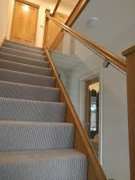 Indoor Banisters Glass And Wood Stair Railing U2026 Pinteres U2026