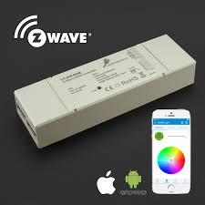 z wave light remote control z wave wireless rgb led controller