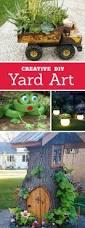 garden ideas images diy yard art and garden ideas homemade outdoor crafts