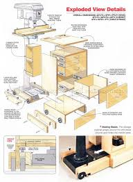 1147 drill press mobile base plans drill press tips jigs and