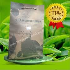 Teh Tpl jual teh peluntur lemak yang asli aman murah oleh distributor teh