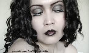 pre 1920s vampy theda bara inspired makeup youtube