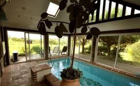 chambre hote avec piscine interieure villa avec la piscine intérieure privée hérault languedoc