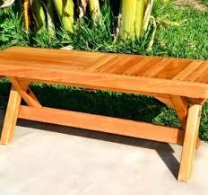 Outdoor Bench With Storage Wooden Garden Bench Benches Curved Wooden Garden Bench Plans