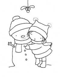 winter doodle i mumsboven kids winter time coloring pages 2