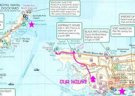 Map Of Bermuda Bikinis And Bermuda Shorts