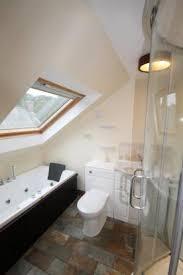 Bathroom In Loft Conversion Bath Under Eaves Seems To Work Bathrooms Pinterest Bath