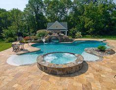 28 fabulous small backyard designs with swimming pool small