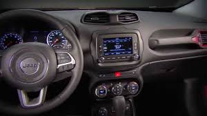 jeep renegade interior colors new 2015 jeep renegade interior youtube