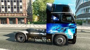 volvo 10 wheeler truck star trek in to darkness for volvo truck for euro truck simulator 2