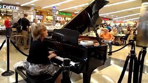 piano at atlanta airport youtube