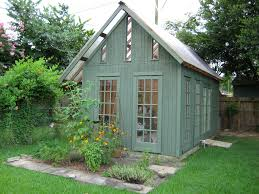 things you must know before building your own wooden garden sheds