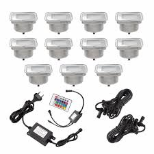 Outdoor Led Recessed Lighting by Compare Prices On Deck Outdoor Lighting Online Shopping Buy Low