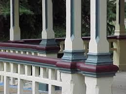 porch columns ideas crafts home